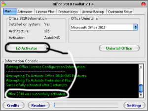 Office 2010 Toolkit Crack With Keys+ Activator For Mac/Win Download