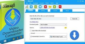 Allavsoft Crack 3 16 6 6886 Latest Version Full Download 2019