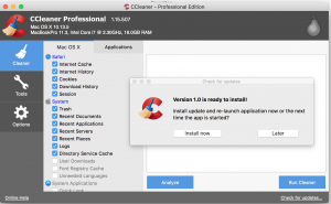 descargar ccleaner full crack 2019
