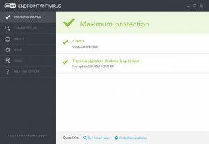 ESET Endpoint Antivirus Crack With Activation Code Full Download 2020