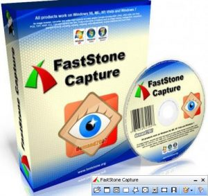 FastStone Capture Crack 9.0 + Serial Key Full Torrent Download 2019
