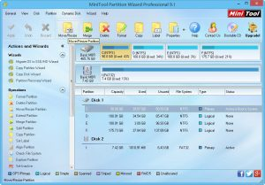 MiniTool Partition Wizard Crack Pro 11.6+ Keygen Full Download 2020