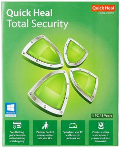 Quick Heal Total Security Crack+ Product Key Full Torrent Download 2019