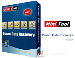MiniTool Power Data Recovery Crack 8.6 Download Full Version 2019