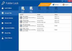 Folder Lock Crack 7.8.0 With Keygen Full Torrent Download 2019