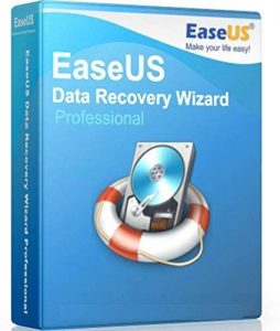 EaseUS Data Recovery Wizard Crack 13.6+ License Key Full Download