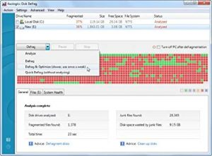 Auslogics Disk Defrag Crack 4.9.1.0 + Serial Key Full Download 2019