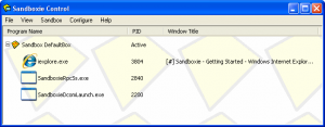 Sandboxie Crack 5.31.2 With License Key Full Torrent Download 2019