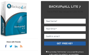 Backup4all Pro Crack 7.3 With Activation Key Full Torrent Download 2019