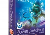 CyberLink PowerDirector Crack 17.0.2727 With Keygen Full Download