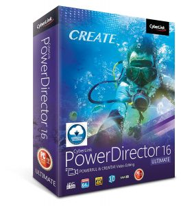 CyberLink PowerDirector Crack 19 With 2020 Full Download