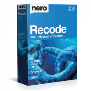 Nero Recode Crack 2021 With Activation Keys Full Torrent Download Free