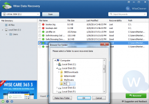 Wise Data Recovery 5.1.9.337 Crack