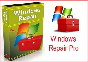 Windows Repair Pro Crack 4.7.0 With Activation Keys Full Download