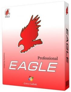CadSoft EAGLE Pro Crack 9.5.2 With License Key Full Download 2020