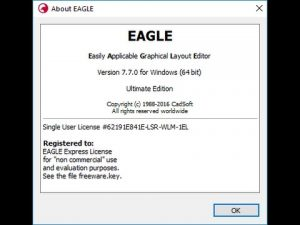 CadSoft EAGLE Pro Crack 9.6.2 With License Key Full Download 2020